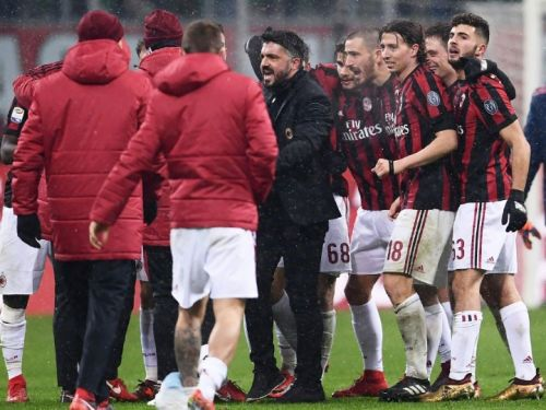 Fair-play financier: pas d'accord UEFA -AC Milan, sanctions en vue pour le club