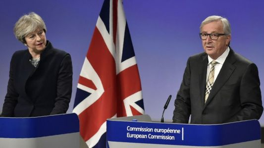 Brexit: Theresa May rencontre Jean-Claude Juncker ce vendredi