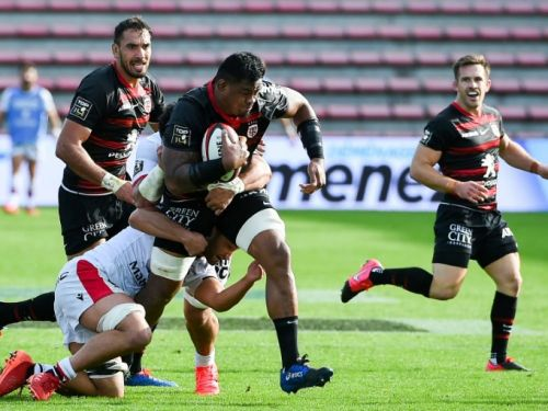 Top 14: sans internationaux ni inspiration, Toulouse tombe à domicile devant Lyon