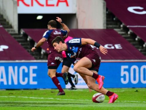Top 14: Bordeaux-Bègles et Clermont se neutralisent, Pau capitalise